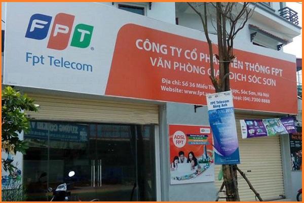 Lắp Mạng FPT Huyện Sóc Sơn