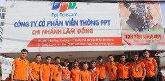Lắp Mạng FPT Thành phố Đà Lạt Lâm Đồng