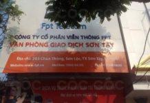 Lắp Mạng FPT Thị xã Sơn Tây