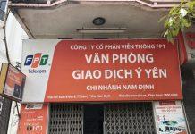 Lắp mạng FPT Huyện Ý Yên